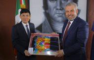 Promueve Gobierno del Estado potencial de Michoacán ante embajadores asiáticos