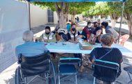Continúan afiliando al Programa 65 y más en Zamora